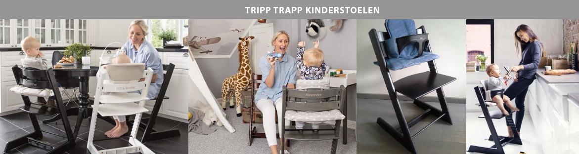De Stokke Tripp Trapp kinderstoel!